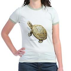Western Pond Turtle T