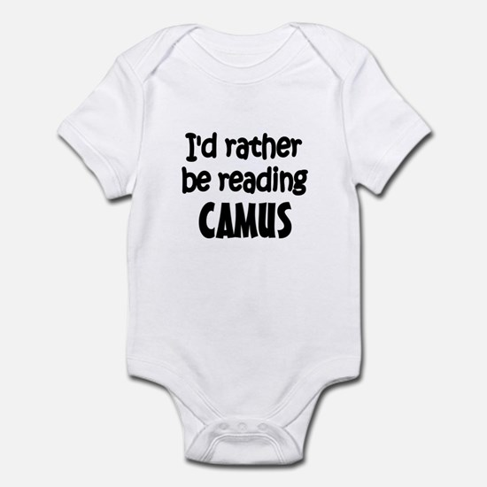 Camus Infant Bodysuit