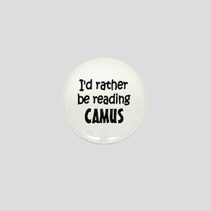 Camus Mini Button