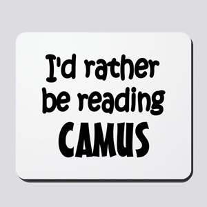 Camus Mousepad