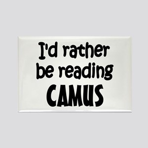 Camus Rectangle Magnet