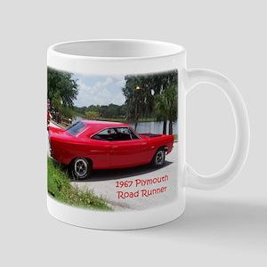 1967 Plymouth Road Runner Mug