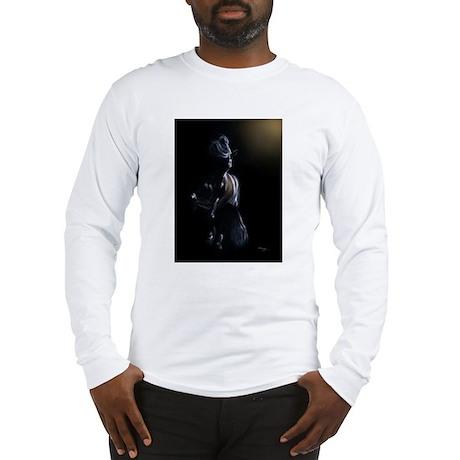 Shadow Play - Friesian Long Sleeve T-Shirt