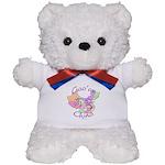 Gao'an China Map Teddy Bear