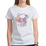 Gao'an China Map Women's T-Shirt