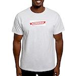 Smartass T-Shirt Ash Grey T-Shirt