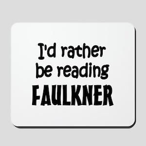 Faulkner Mousepad
