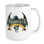 Classic Dragon Logo Large Mug
