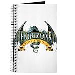 Classic Dragon Logo Journal