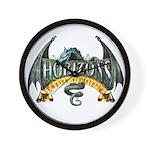 Classic Dragon Logo Wall Clock