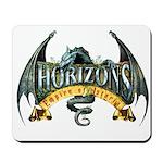 Classic Dragon Logo Mousepad