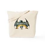 Classic Dragon Logo Tote Bag