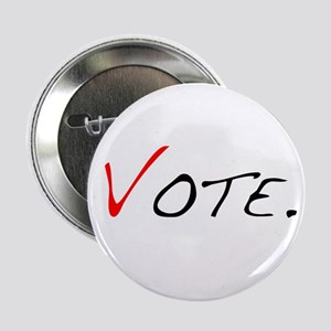 "Vote. 2.25"" Button (10 pack)"