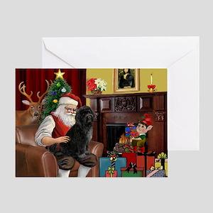 Santa's PWD Greeting Card