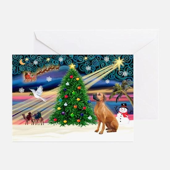Xmas Magic/Rho Ridge Greeting Cards(Pk of 10)
