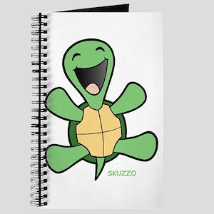 Skuzzo Happy Turtle Journal