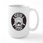 Specfor Frogman Large Mug