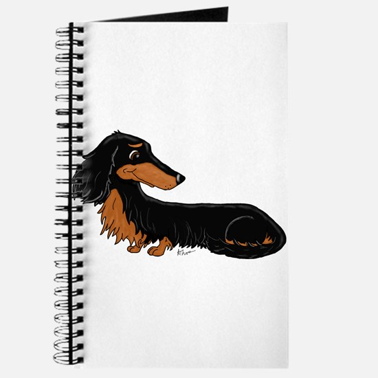 Black Tan Dachshund Journal