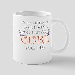 CURL Your Hair Mug