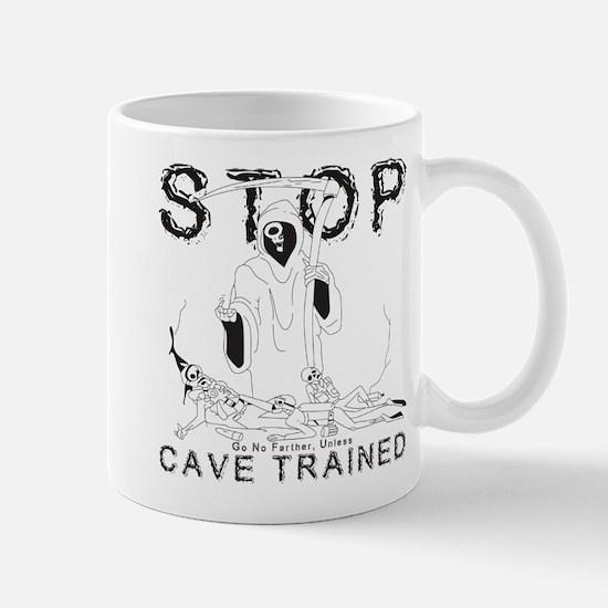 Cave Diver STOP Mug
