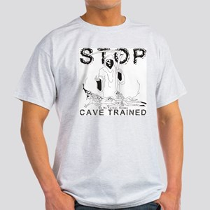 Cave Diver STOP Light T-Shirt