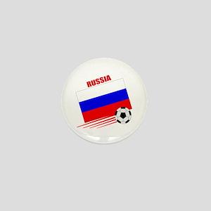 Russia Soccer Team Mini Button (100 pack)