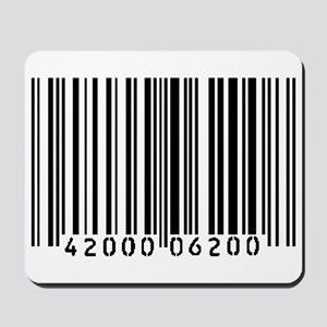 Bar Code Mousepad
