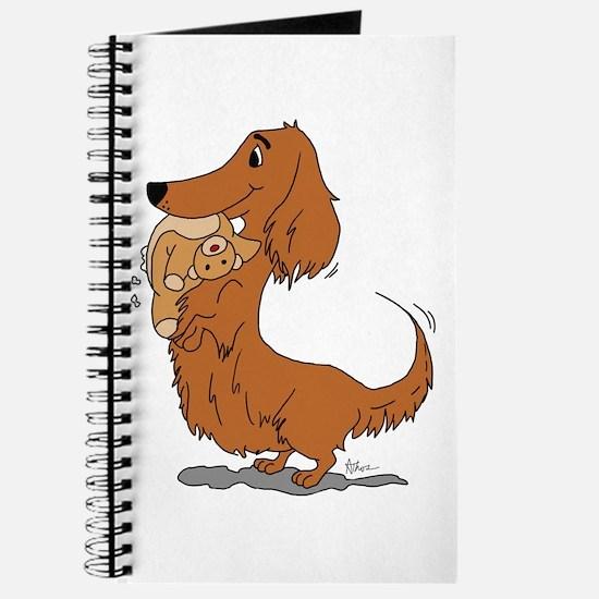 Dachshund and Bear Journal
