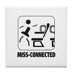*NEW DESIGN* MISS-Connected Tile Coaster