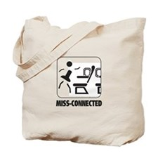 *NEW DESIGN* MISS-Connected Tote Bag
