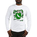 Begue Family Crest Long Sleeve T-Shirt