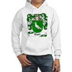 Begue Family Crest Hooded Sweatshirt