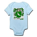 Begue Family Crest Infant Creeper