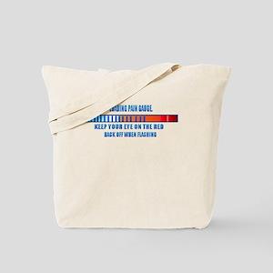 Pain Gauge Tote Bag