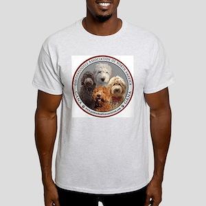 GANA logo Light T-Shirt