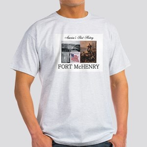 ABH Fort McHenry Light T-Shirt