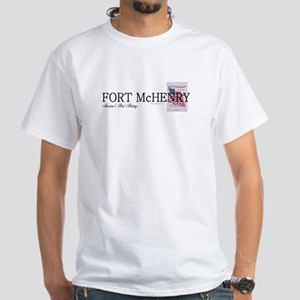 ABH Fort McHenry White T-Shirt