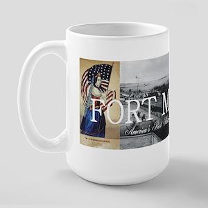 ABH Fort McHenry Large Mug