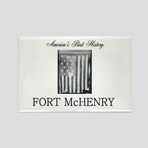 ABH Fort McHenry Rectangle Magnet