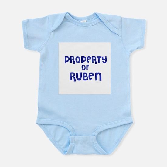 Property of Ruben Infant Creeper