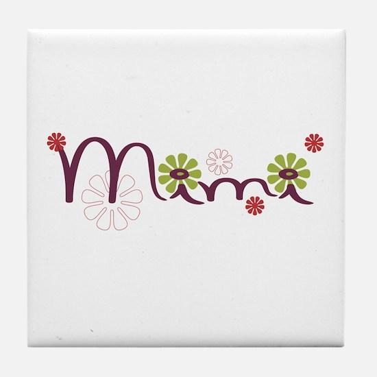 Mimi Tile Coaster