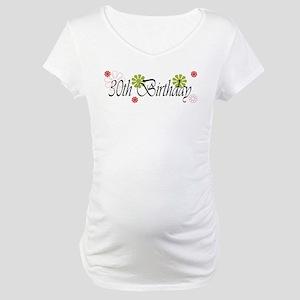 30th Birthday Maternity T-Shirt