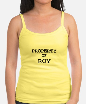 Property of Roy Tank Top