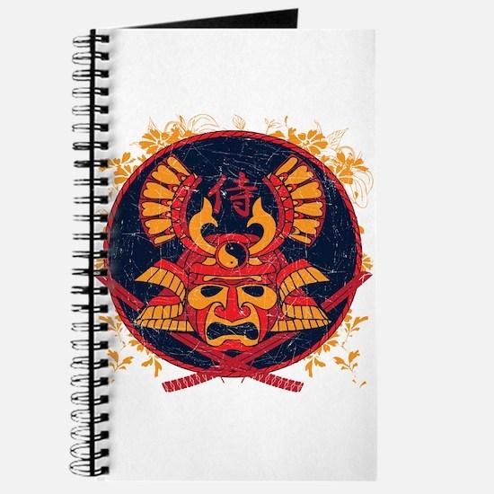 Samurai Stamp Journal