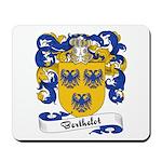 Berthelot Family Crest Mousepad