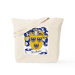 Berthelot Family Crest Tote Bag