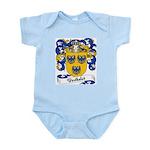 Berthelot Family Crest Infant Creeper