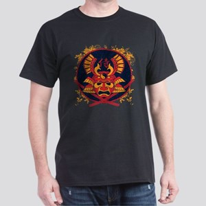 Samurai Stamp Dark T-Shirt