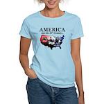 21st Century America Women's Light T-Shirt