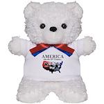21st Century America Teddy Bear